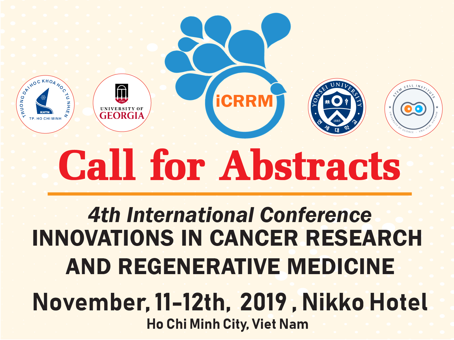 Call for abstract: 4th International Conference Innovations